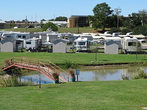 Lake Front Camping